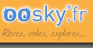 Oosky.fr, révez, volez, explorez…