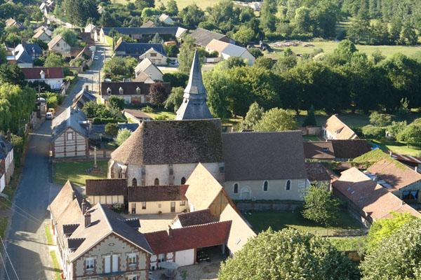 L'église de Talmontiers