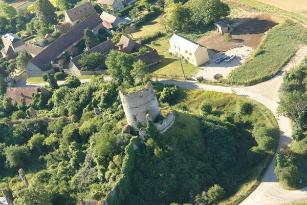 Château sur Epte - Ferme fortifiée