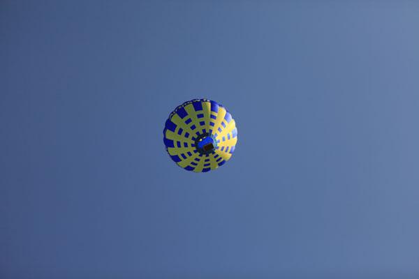 Montgolfière Airshow