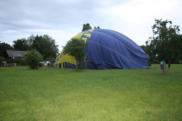 montgolfiere Airshow
