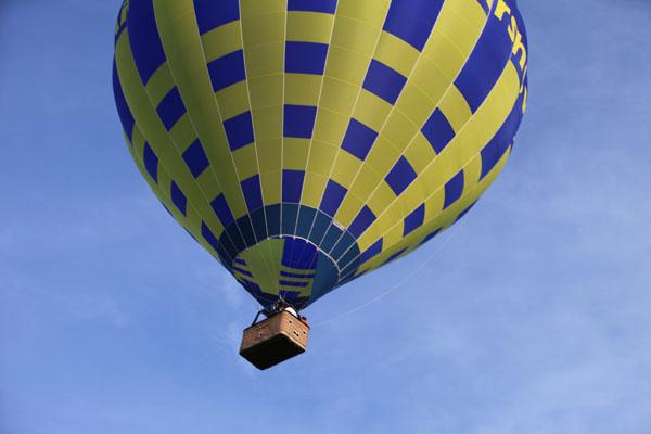 ne montgolfière Airshow OOsky Dans le ciel de l'Oise