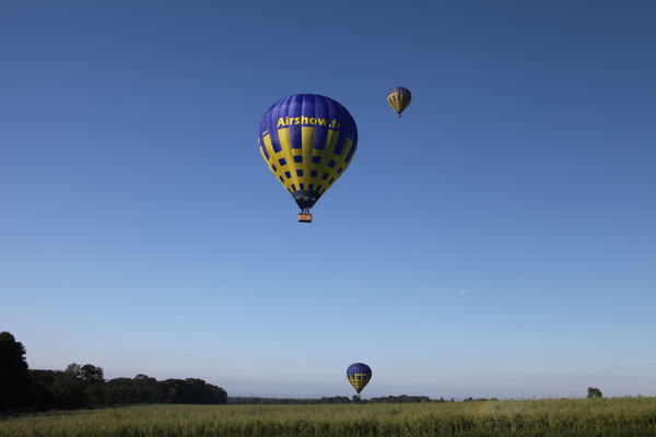 montgolfieres oosky Pays de Bray