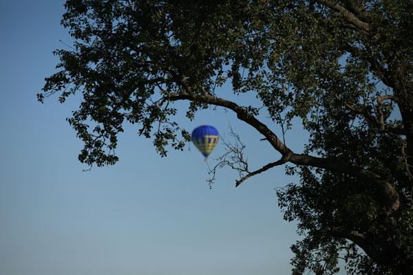 montgolfiere oosky en Picardie